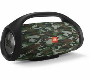 JBL Boombox Waterproof Boombox Portable Bluetooth Speaker CAMO