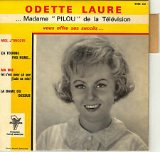 ODETTE LAURE MOI, J'TRICOTE FRENCH ORIG EP