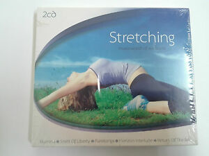 STRETCHING musicworld of wellness 2CD 2008 NUEVO Y PRECINTADO