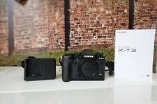 Fujifilm X-T3 26.1 MP Mirrorless Camera - Black (Bosy Only)
