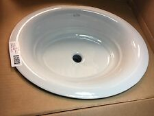 KOHLER Garamond Ice Grey Cast Iron Bath Sink 2832-95 NIB FREE SHIPPING Save$$