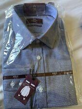 M&S Luxury Cotton Shirt. Size 17 BNWT