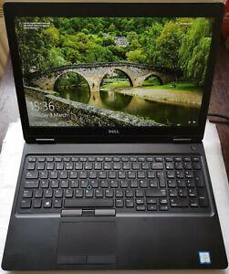 """💫 Dell Latitude 5580 Laptop 💫 i5-7300U 15.6"""" FHD 1920x1080, 8GB SSD & HDD (4)"""