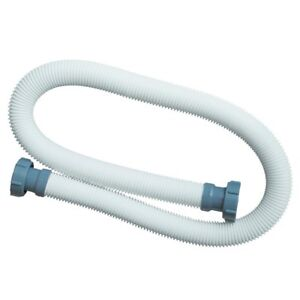 Intex Accessory Hose 38mm Swimming Pool Pipe x 1.5m for Pump/Filter/Heater
