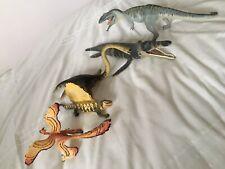 Carnegie Safari Prehistoric Collection Lot Bundle Set Dinosaur Kronosaurus Gigan