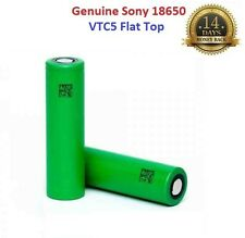 2x SONY VTC5 US18650VTC5 High Drain 30A VTC5 18650 Battery 2600mAh For Vape Mods