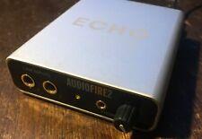 Echo AudioFire 2 - Firewire Audio Interface, Profiklasse, 2in 2 out, kompakt