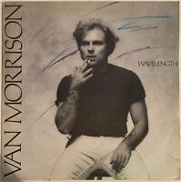 VAN MORRISON WAVELENGTH LP WARNER BROS UK 1978 EX CONDITION PRO CLEANED