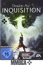 Dragon Age - Inquisition Key Dragon Age 3 EA Origin Download Code [PC][EU][NEU]