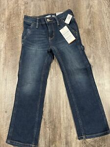 Boys Size 6 Straight Old Navy Jeans With Adjustable Waist