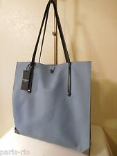New Botkier New York JANE TOTE Leather Tote Bag - Grey