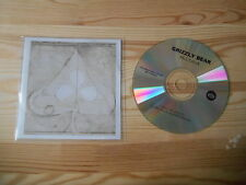 CD Indie Grizzly Bear-will calls (2) canzone PROMO Warp