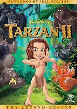 Tarzan II (DVD, 2005)