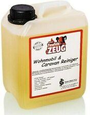 Wohnmobil + Caravan Reiniger Wohnwagen kein AutoShampoo ! 2,5 L + Sprühflasche