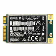 HP hs2340 Ericsson F5521GW HSPA+ EDGE GPRS 21M 3G WWAN Card 632155-001 Unlocked