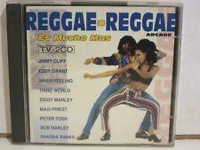 Reggae-Reggae - Es Mucho Mas - 2 x CD - 1993 - Spain - EX+/EX+