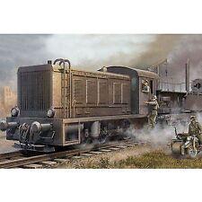 Trumpeter 00216 German WR 360 C12 Locomotive In 1 35