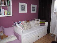 Ikea Hemnes Tagesbett mit 3 Schubladen, ausgezogen 160/200