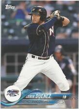 Samir Duenez Kansas City Royals 2018 Topps Pro Debut Minor League Baseball