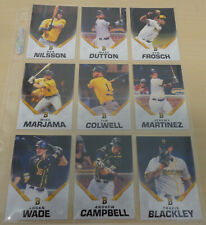 2019/20 Brisbane Bandits BASE and INSERT Cards - Australian Baseball League