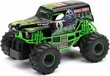 Grave Digger 1 15 RC Remote Control Monster Jam Racing Car Truck Toy Kids Gift