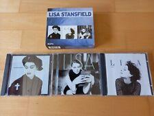 Lisa Stansfield CD Boxset 3xCD