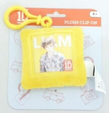 One Direction 'Liam' Square Shaped Plush Brands Backpack Clip (BT147)