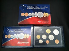 2006 RAM EIGHT COIN PROOF SET