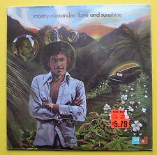 Monty Alexander Ernest Ranglin Sealed MPS/BASF LP 1975