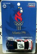 1996 Action 1:64 Dale Earnhardt Atlanta OLympics Goodwrench #3 Nice Look!
