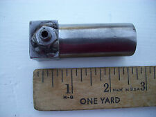 "Custom Made Heavy 5/8"" bore coupler  from Wood Lathe Electric Motor @2 1/2"" long"