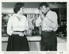 ROBERT MITCHUM ELISABETH MULLER THE ANGRY HILLS 1959 VINTAGE PHOTO ARGENTIQUE 5