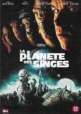 LA PLANETE DES SINGES / MARC WAHLBERG - TIM ROTH /*/ DVD FANTASTIQUE NEUF/CELLO