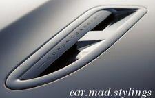 Universal Supercharged Jaguar XKR/XK8 Style Bonnet Vents/Intake