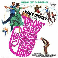 Disney: The One & Only Genuine Original Family Band - Lp (5002)
