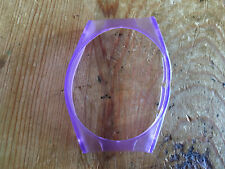 New - Cover Case for Technomarin Watch Chronograph - Violet colour Violet New
