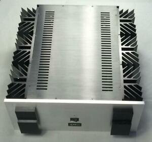 KSA-250 KRELL appearance CNC Full aluminum amplifier chassis/class A DIY case