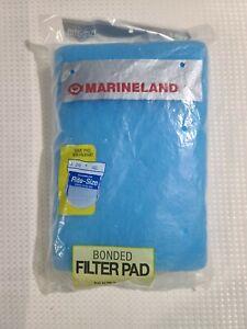 "Marineland Rite Size Bonded Aquarium Filter Pad Cut to Fit 24"" x 12"""
