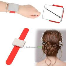 Salon Magnetic Hair Grip Bracelet for Pins/Grips Hairdressing Styling Accessory
