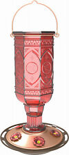 New listing Hummingbird Feeder, Jewel Red, 20-oz.