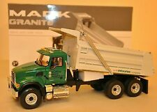 First Gear Collectible Mack Granite Heavy Duty Dump Truck 1:34 Scale