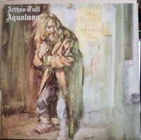 JETHRO TULL-AQUALUNG-RISTAMPA 1981-APRIBILE MAI suonato