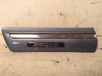 MERCEDES E CLASS W210 LEFT PASSENGER SIDE CHROME WING TRIM AVANTGARDE 2106900182