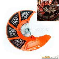 Dirt Bike Enduro Brake Disc Protector Cover For KTM 125 150 200 EXC/EXC-F 03-15