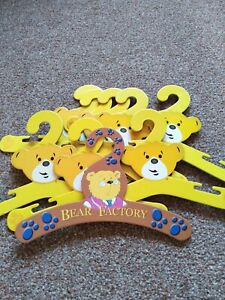 Build a bear coat hangers