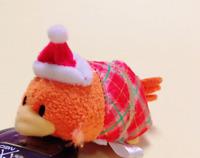 New Disney Japan TSUM TSUM Christmas Panchito Pistole Mini Plush  toy