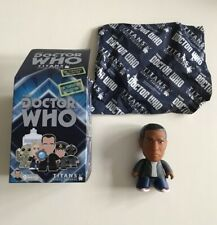 "Doctor Who Fantastic Collection Mickey Smith 3"" Titan Vinyl Figure NEW 9th"