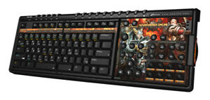 SteelSeries Warhammer Online: Age of Reckoning Limited Edition Keyset for ZBoard