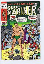 Sub-Mariner #33 Marvel 1971