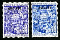 Trieste Stamps # 74-5 VF OG LH Set of 2 Scott Value $44.00